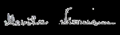 MN-Unterschrift
