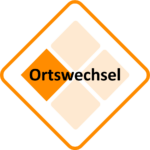 Ortswechsel aktuell